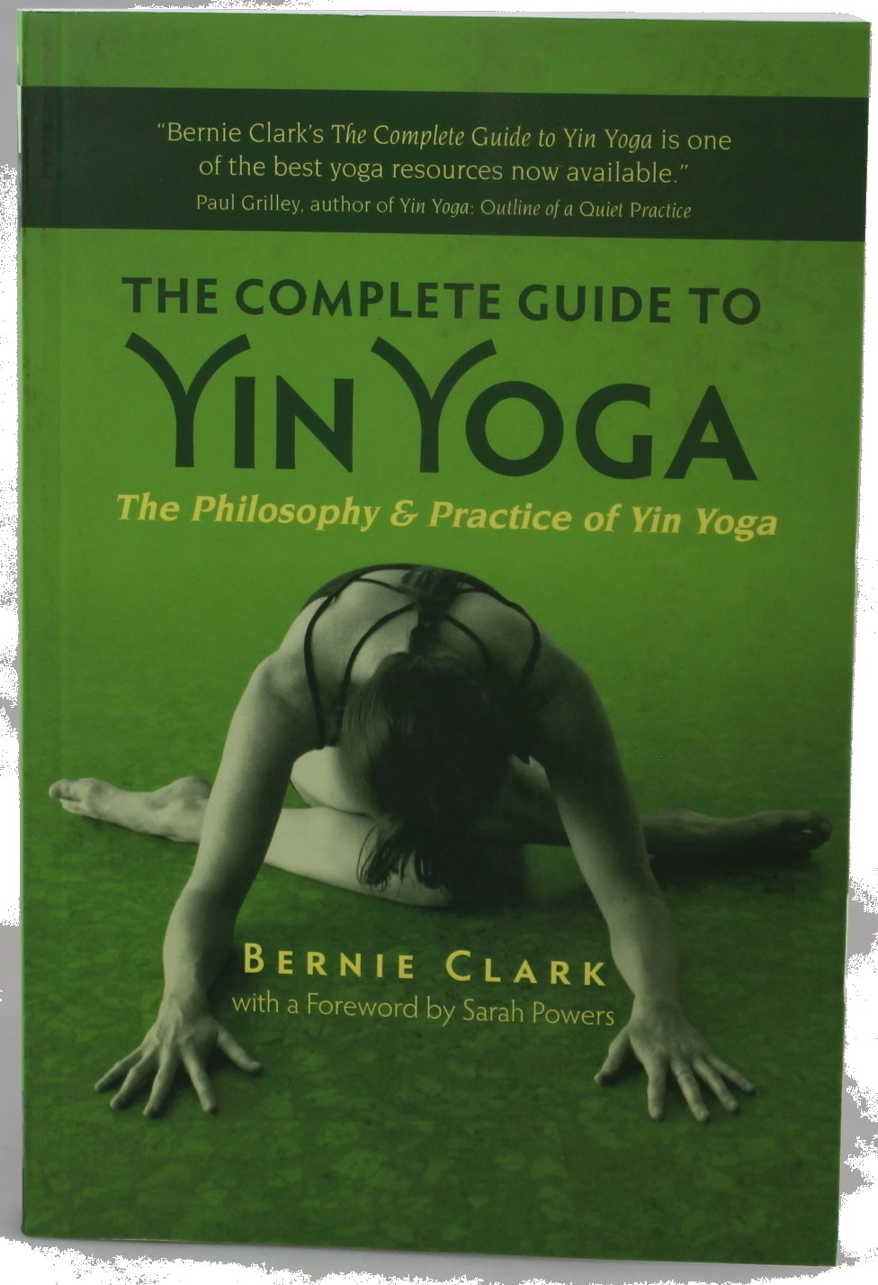 The Complete Guide To Yin Yoga Bernie Clark Sarah Powers Foreword Shop Online For Books In New Zealand