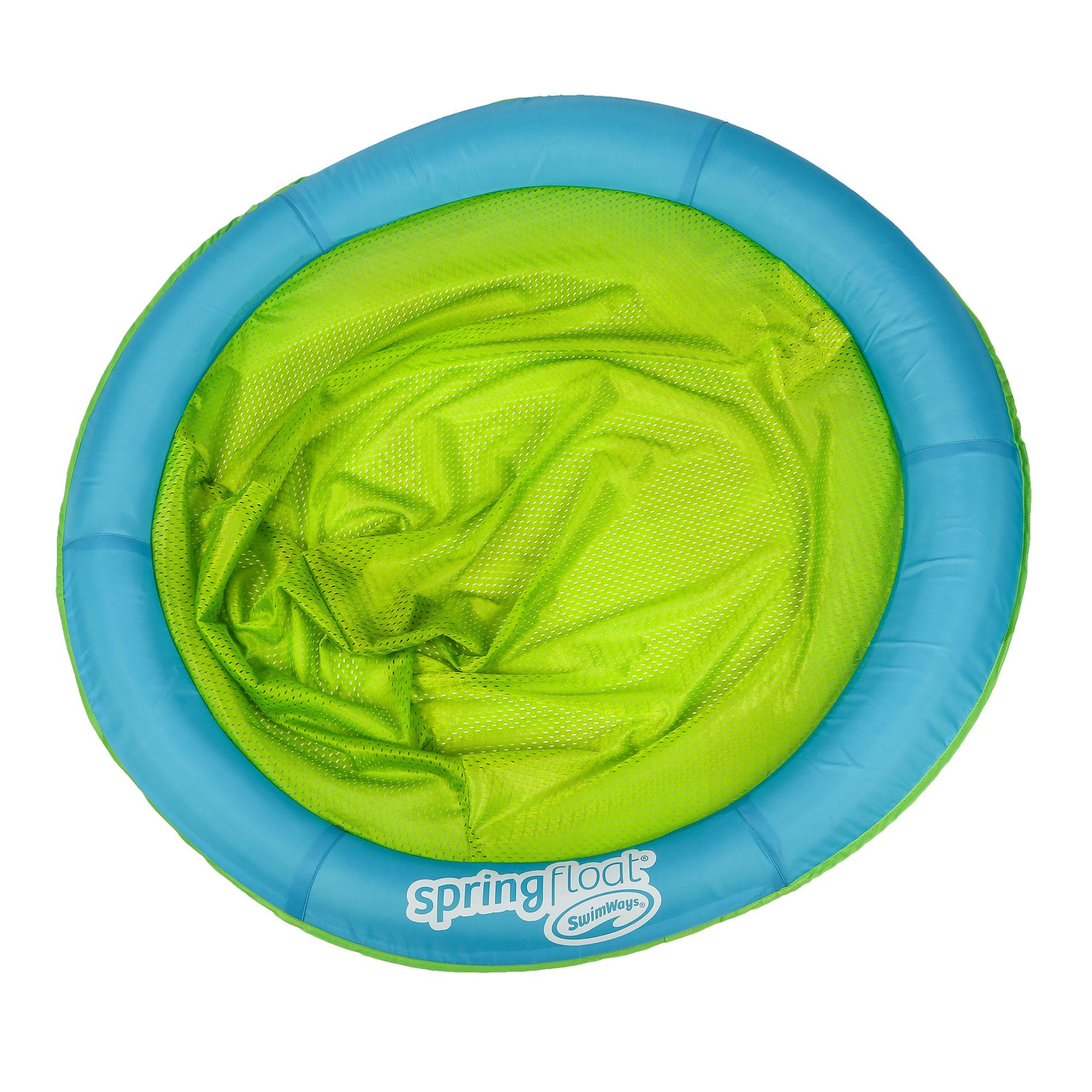 Mesh For Lake Pool Rafts /& Inflatable Rideons SwimWays Spring Float Papasan