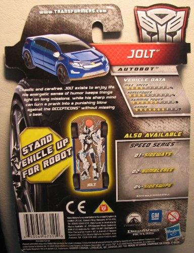 autobot TRANSFORMERS RPMS SPEED SERIES  JOLT