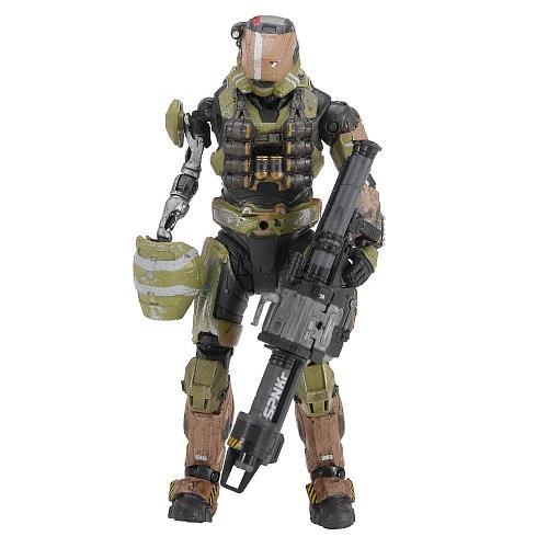 McFarlane Toys Halo Reach Series 5 Spartan Gungnir Custom Action Figure