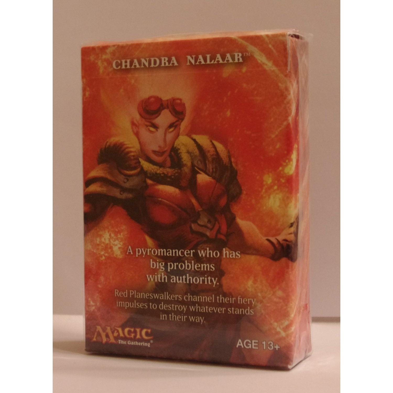 MAGIC THE GATHERING 30 CARD DECK Chandra Nalaar BOX SET NEW