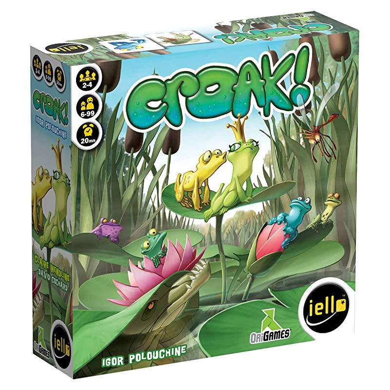 IELLO Croak Game I 51023
