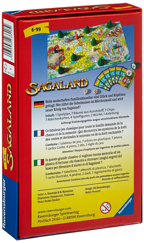 Ravensburger Mitbringspiel Sagaland