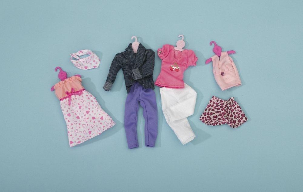 STEFFI Mega Fashion Fashion Set Simba Toys 105736015