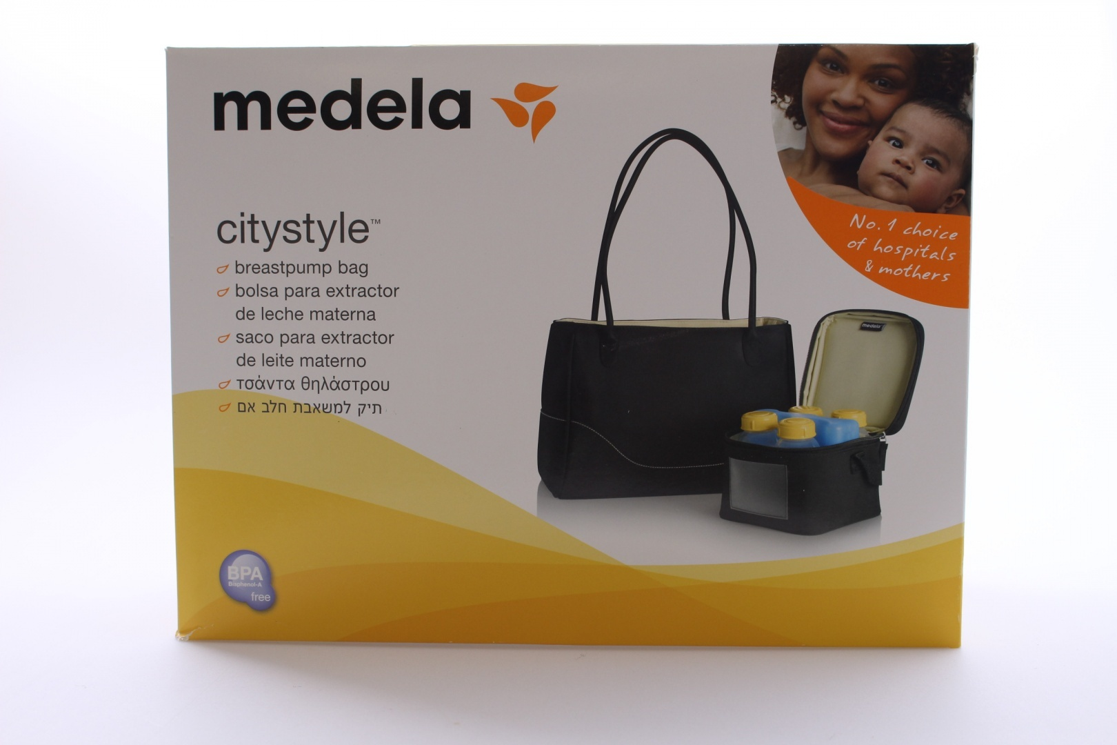 Medela Citystyle Breastpump Bag By Medela Shop Online For Baby In New Zealand