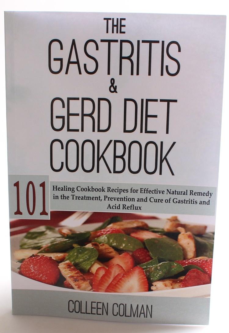 The Gastritis & GERD Diet Cookbook, Colleen Colman - Shop Online ...