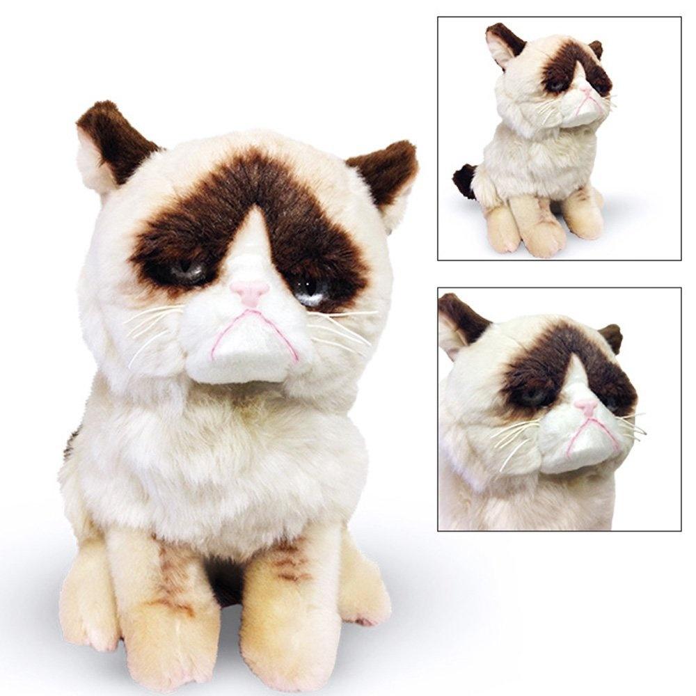 GUND Grumpy Cat Grumpy Cat Shark Soft Toy