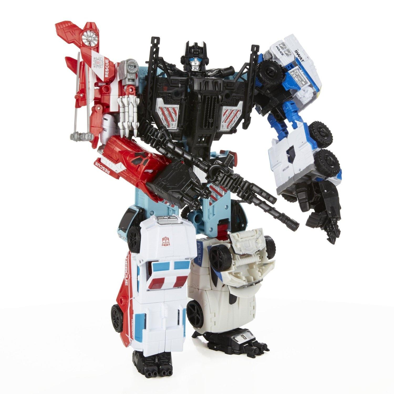 Transformers Generations Combiner Wars Deluxe Class STREETWISE Figure