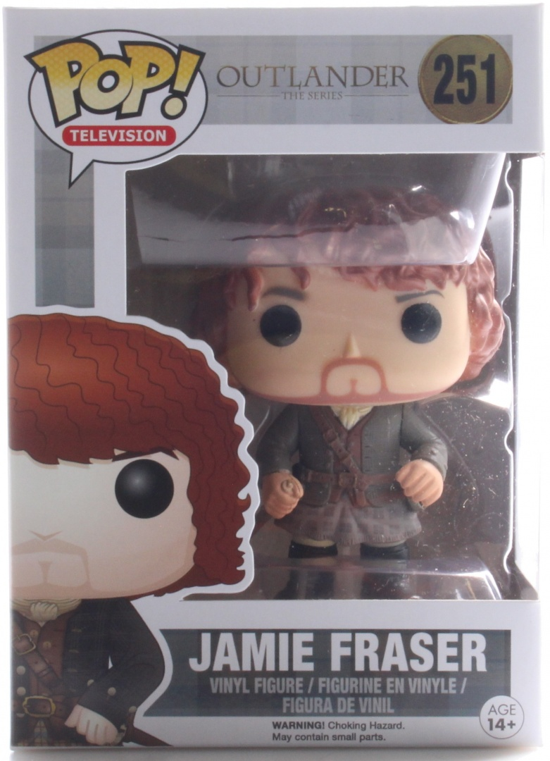Pop Outlander Jamie Fraser Vinyl Fig C 1 1 2 By Funko Shop Online For Toys In New Zealand