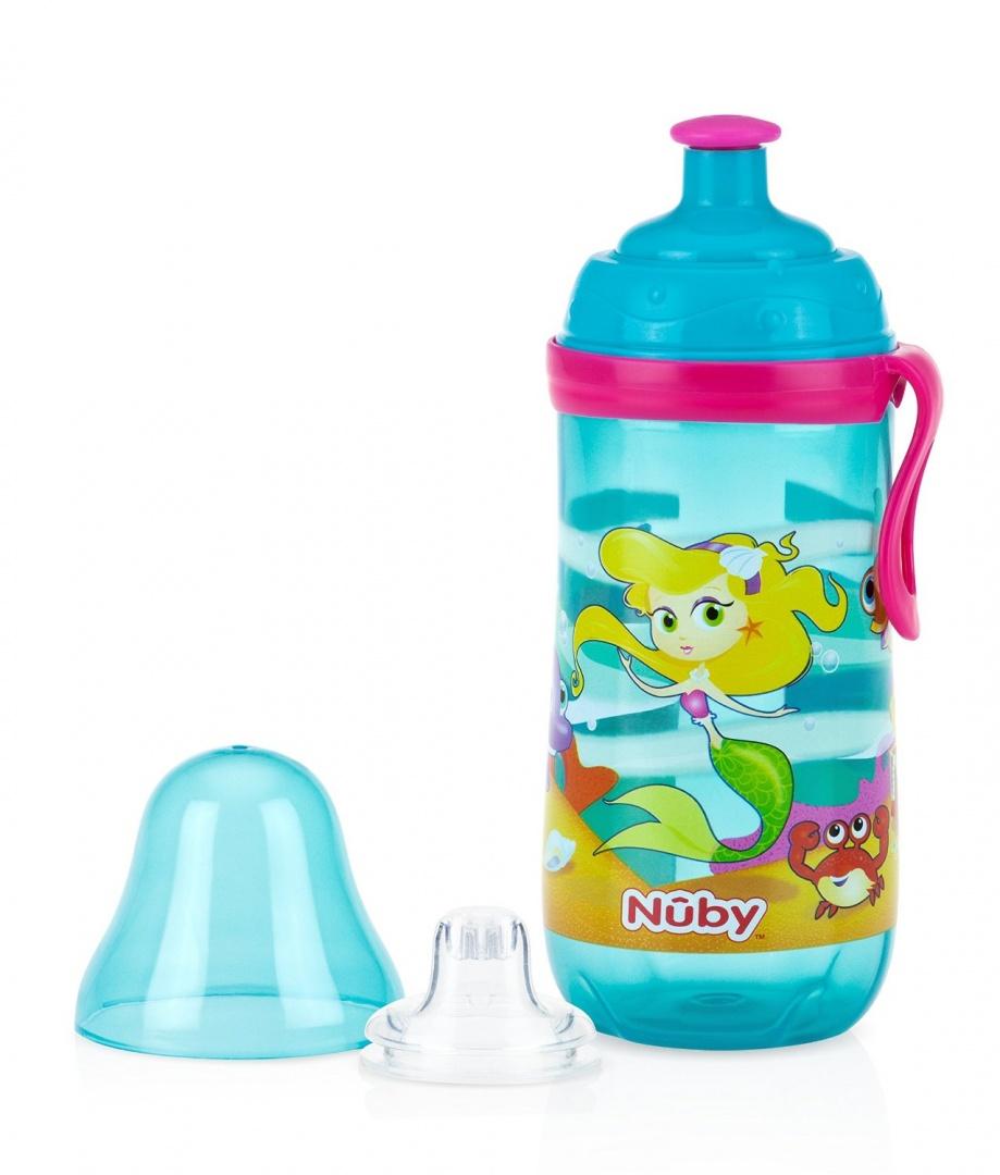 Nuby Busy Sipper Beaker Mermaid