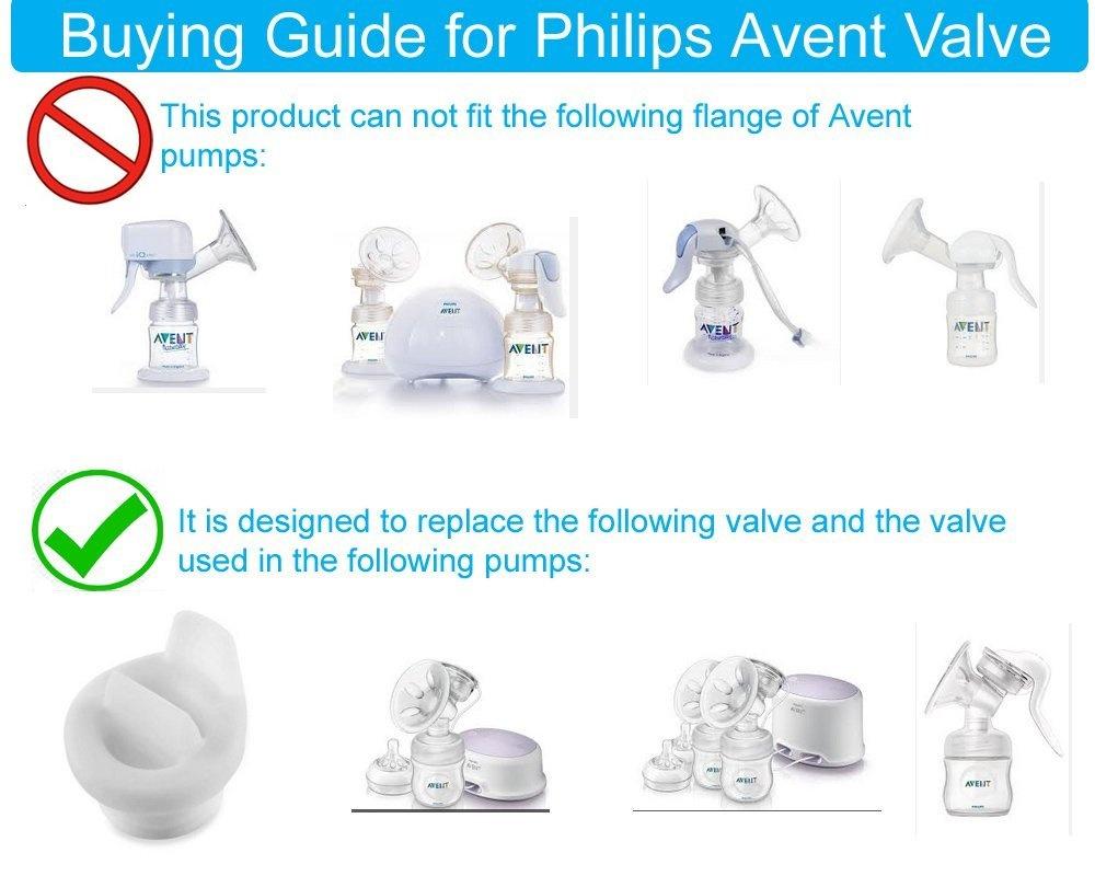 Replacement Parts For Avent Comfort Pump Valve Diaphragm For