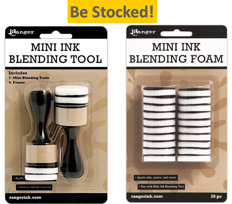 Ranger Mini ink blending tool 2,5cm round