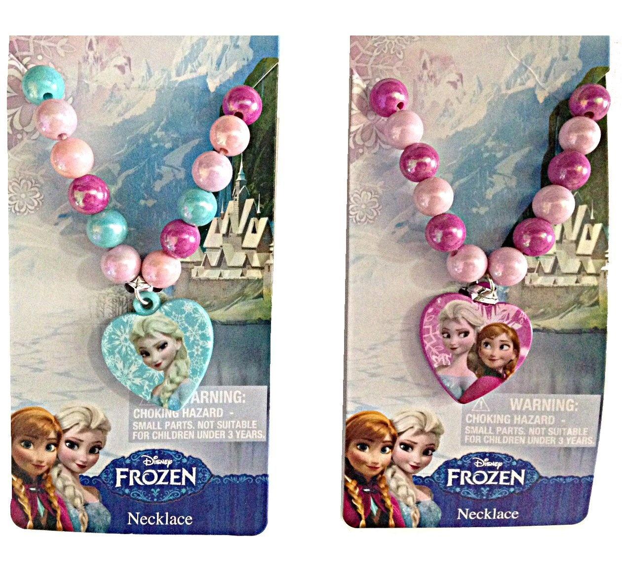 Disney Frozen Necklaces /& Charms Set Clementoni 61264