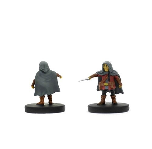 WizKids 72779 D/&D Icons of The Realms Miniatures Epic Level Starter