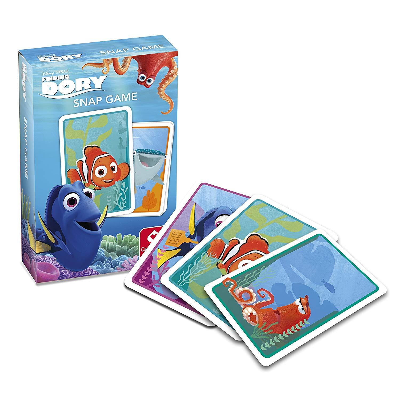 Cartamundi Disney Finding Dory Donkey and Pairs Card Game