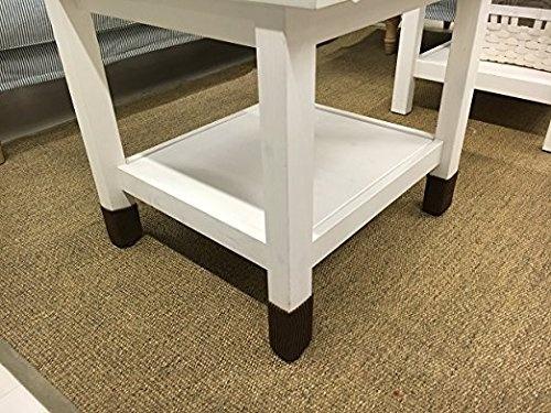 LimBridge 24pcs Chair Socks Elastic Wood Floor Furniture Chair Leg Feet