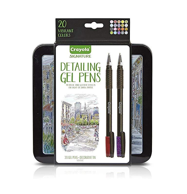 Crayola Ricarica Super Pen Set sticker Crayola
