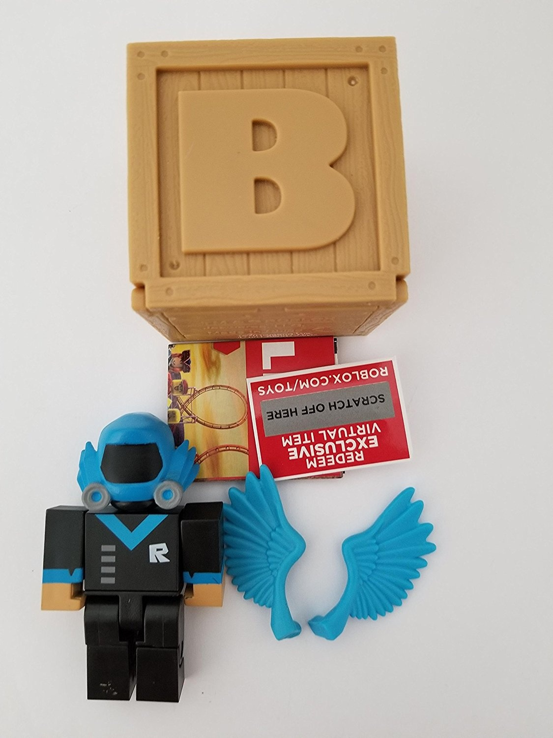 Roblox Series 2 Vurse Action Figure Mystery Box Virtual Item