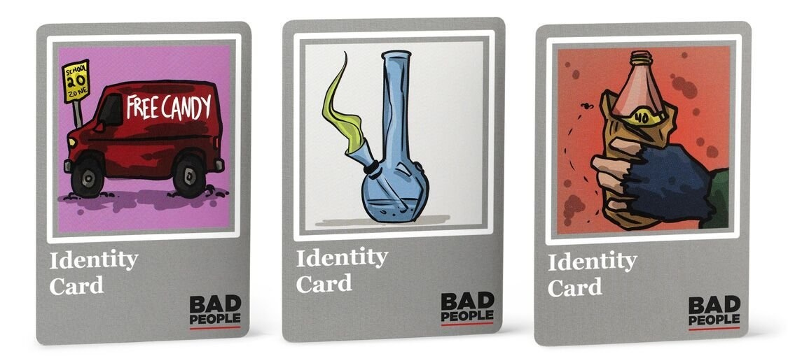 NSFW The Party Game You Probably Shouldn/'t Play The Complete Set Bad People