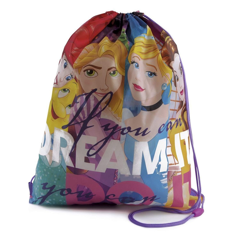 Disney Gym Bag Ideal for PE Swim Kits Shoes School