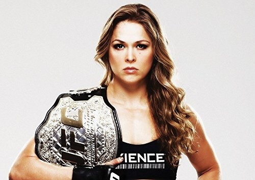 RONDA ROUSEY UFC MMA POSTER A0-1189x841MM