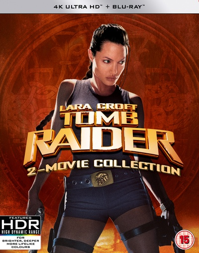 Lara Croft Tomb Raider 2 Movie Collection By Universal Pictures