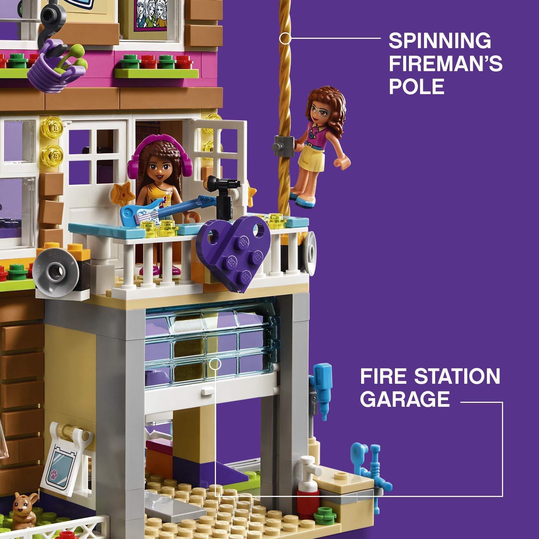 LEGO Friends Friendship House 41340 Kids Building Set with Mini-Dolls Popular