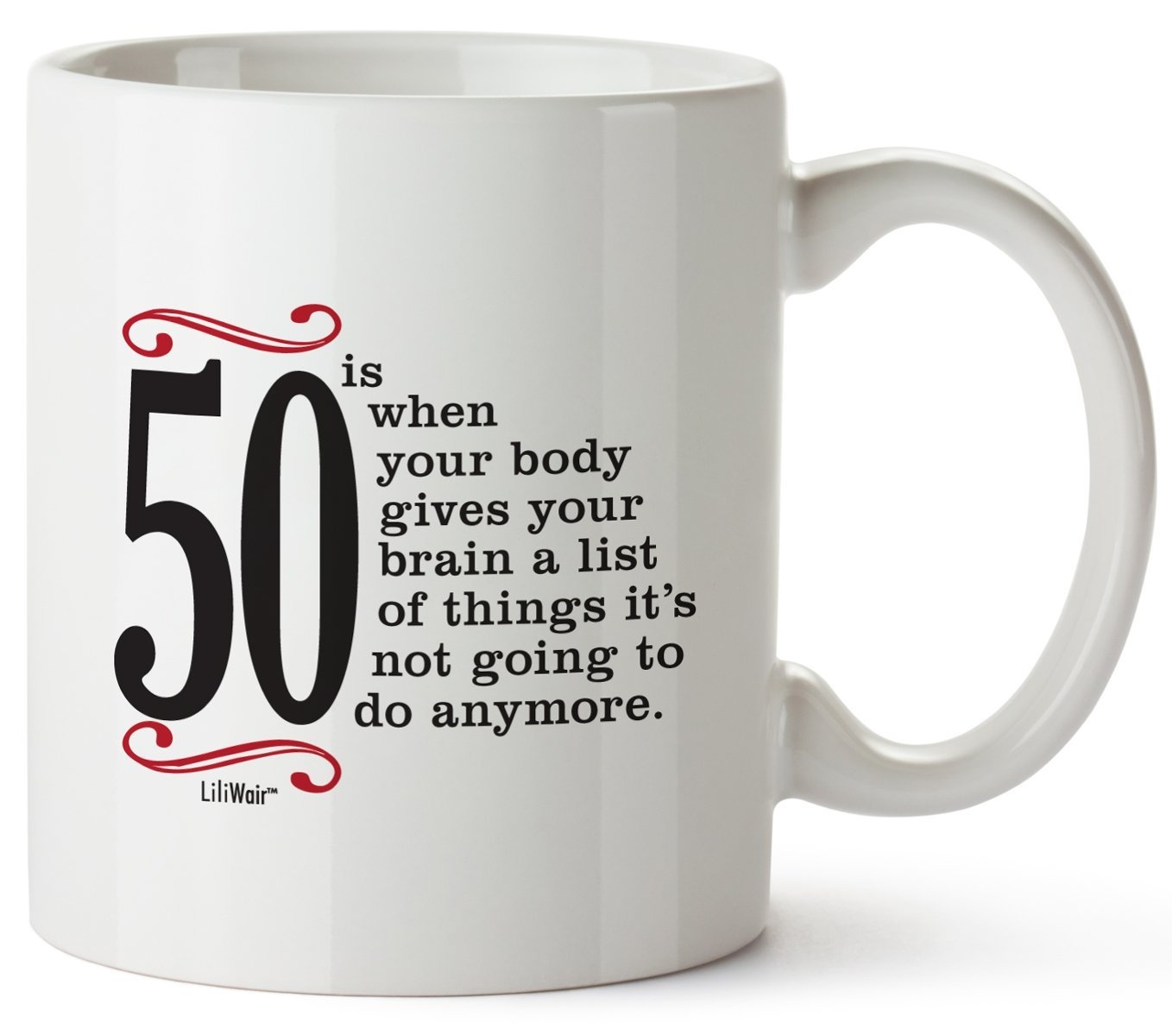50th Birthday Gifts For Women Fifty