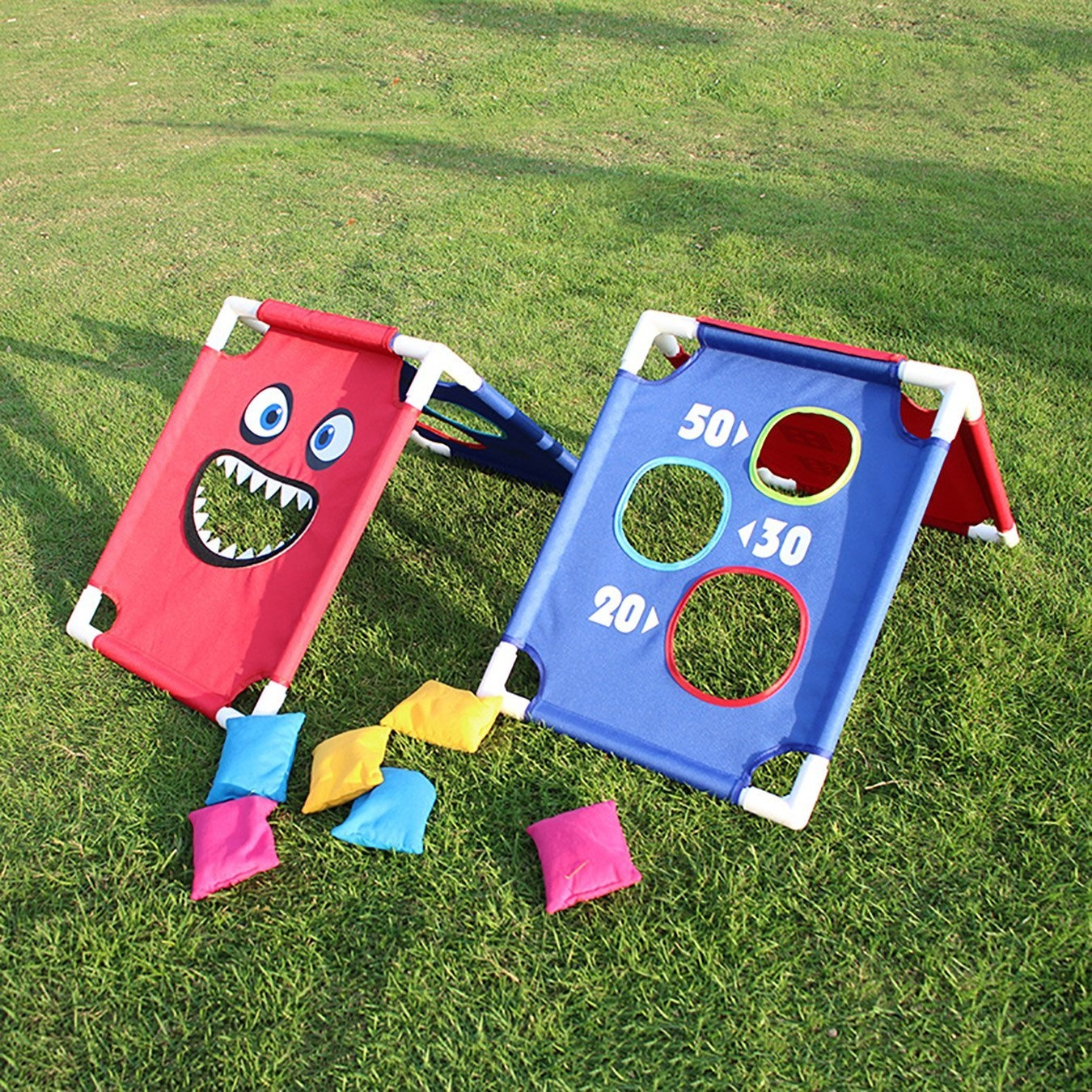 Incredible Oofit Cornhole Game Set With Unique Kinder Outdoor Toys Pdpeps Interior Chair Design Pdpepsorg
