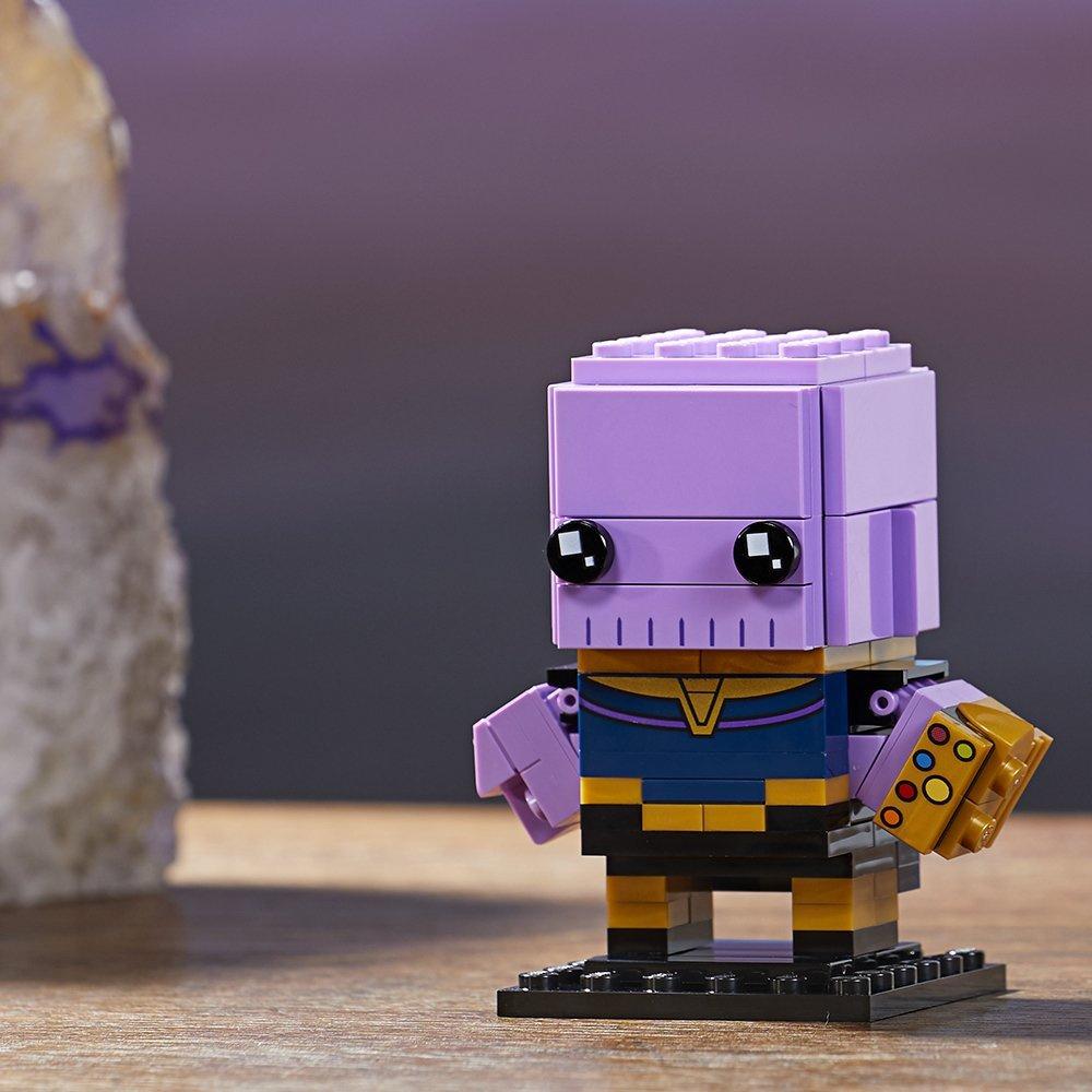 LEGO BrickHeadz Thanos 41605 Building Kit 105 Piece