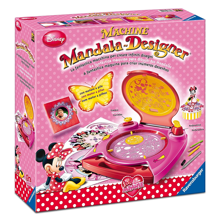 Maschine Mandala Designer Ravensburger 18605 1 Minnie Maus