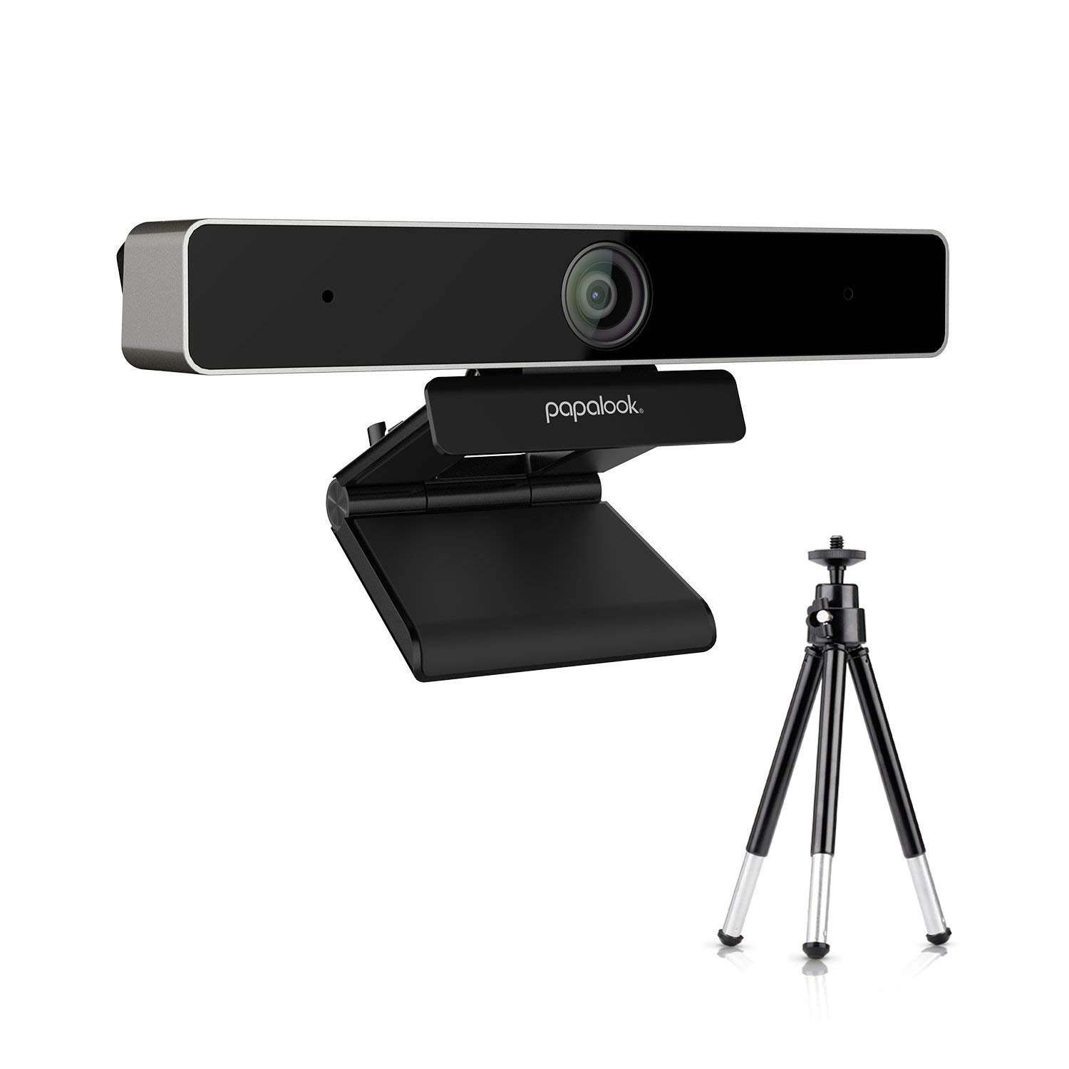 Yahoo PC Camera for Skype Webcam 1080P MSN AOL Instant Messenger PAPALOOK PA187 Full HD Web Cam with Buit-in Microphone Compatible with Windows XP//7//8//10