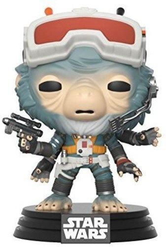 Funko Pop Star Wars Red Cup 27008 Pop 19 Bobble Figure