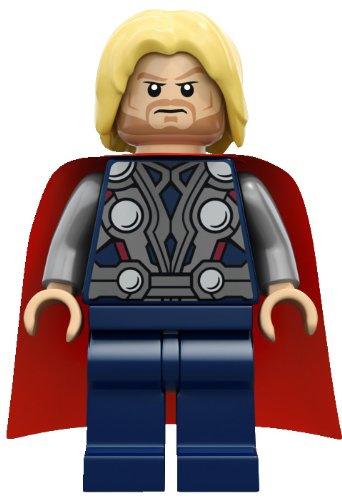 Super Heroes LEGO 6869 Thor Mini Fig Mini Figure