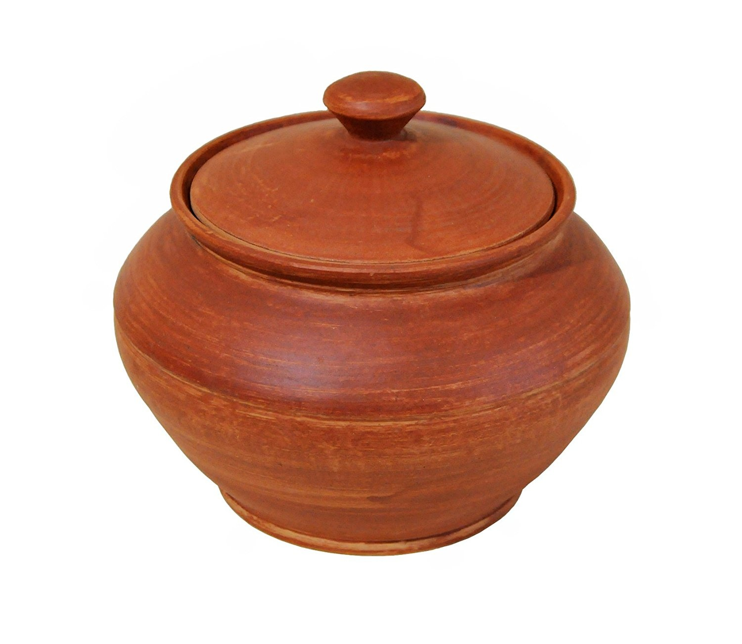 clay cooking pots new zealand Handmade 2ml 2.2L Ceramic Cooking Pot Red Clay Kitchen Artisan