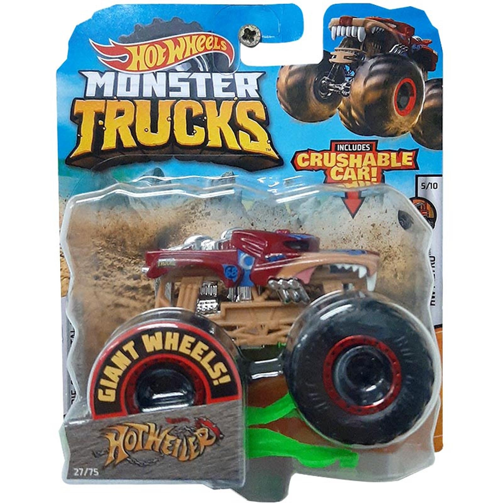 Hw Monster Truck Sriracha By Hot Wheels Shop Online For Toys In New Zealand