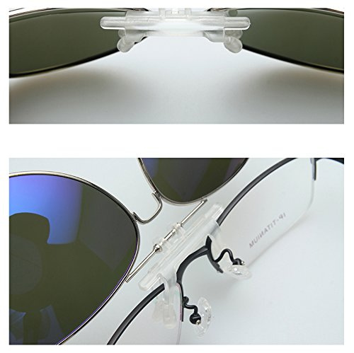 SummitLink Green Light Up El Wire Glasses Frame