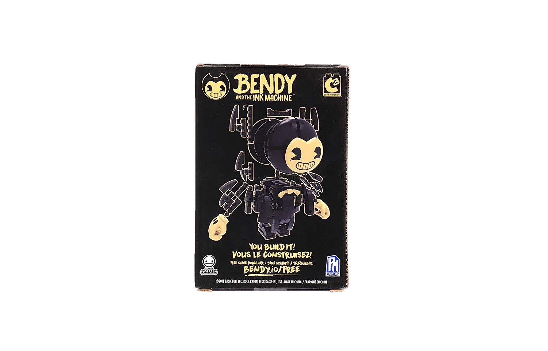 Basic Fun 16706 Buildable Figs Bendy