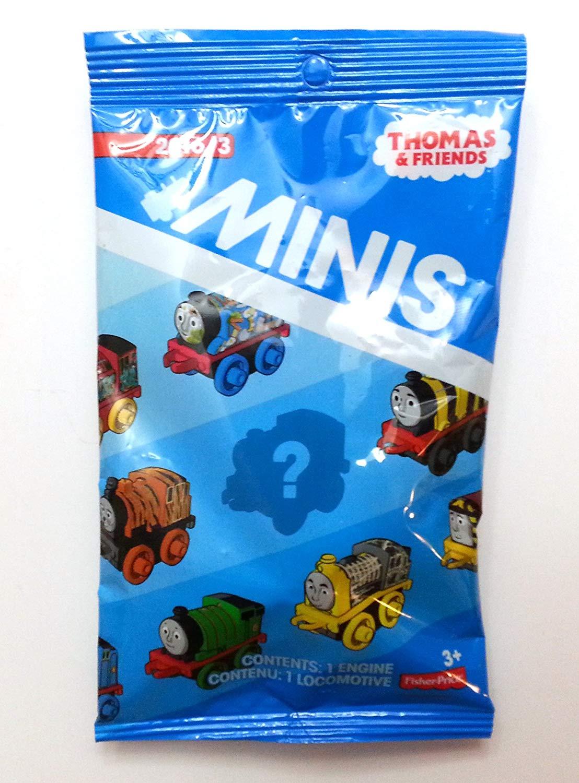 Supergirl Rosie Mini Thomas /& Friends MINIS 2016//3 Blind Bag #59 Train New Pack
