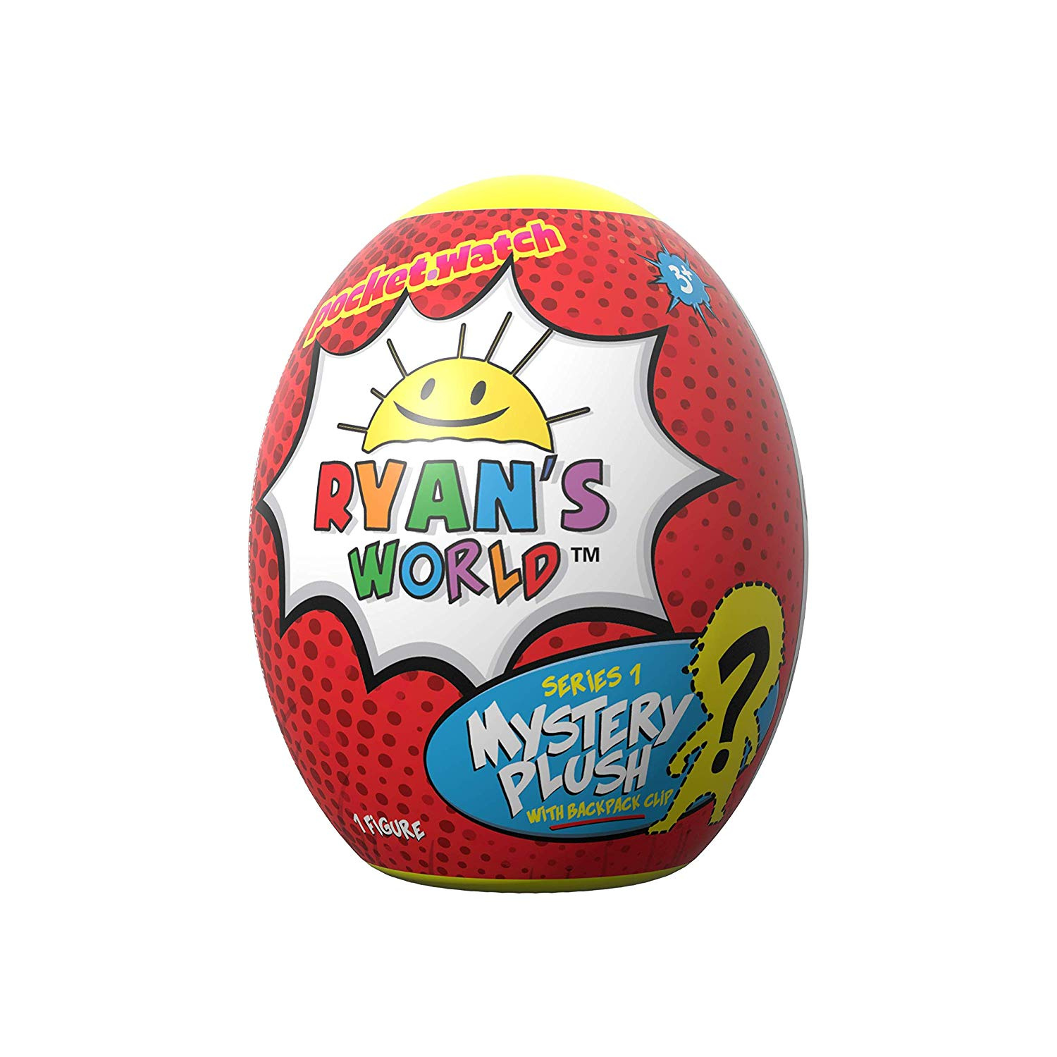 Ryans World Ultimate Jellies Surprise Playset with Storage Case from Ryans Toy Review Ryan/'s World