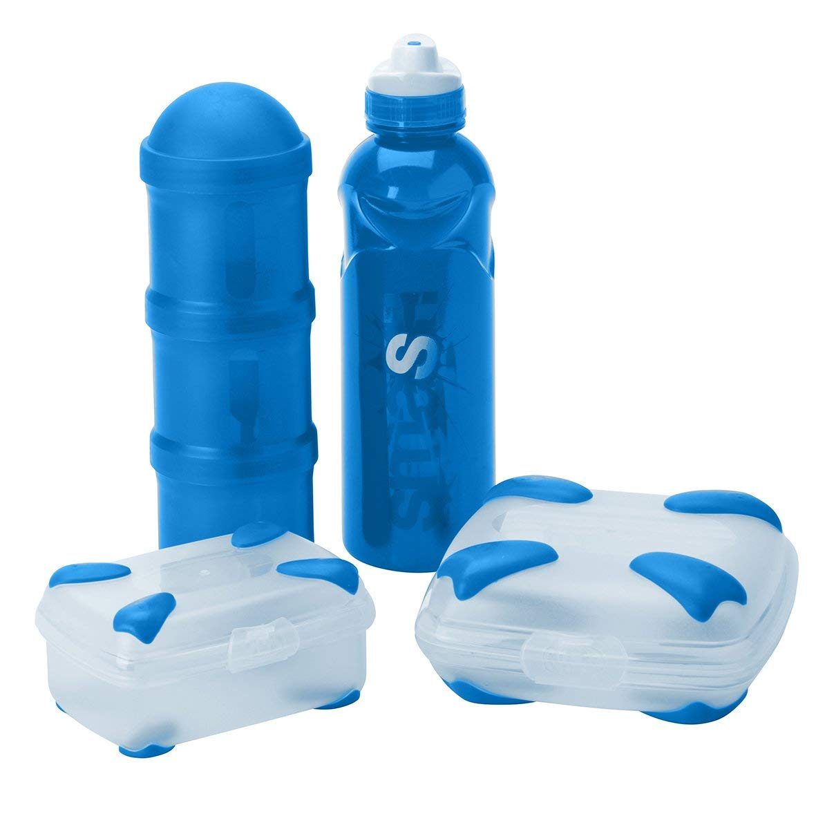 Nude Food Movers By Smash Rubbish Free Lunch Kit With Sandwich Box Snack Box Stealth Water Bottle Triple Snack Tube Blue By Nude Food Movers By Smash Shop Online When one drinks a glass of water between alcoholics beverages. nude food movers by smash rubbish free