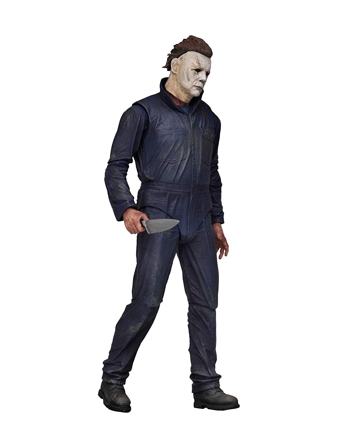 NECA Halloween 2018 Movie Ultimate Michael Myers 18cm Scale Action Figure