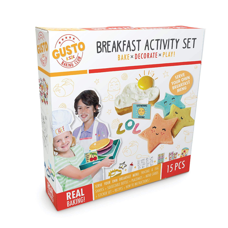 Gusto Bake//Decorate//Play Popcake Activity Set