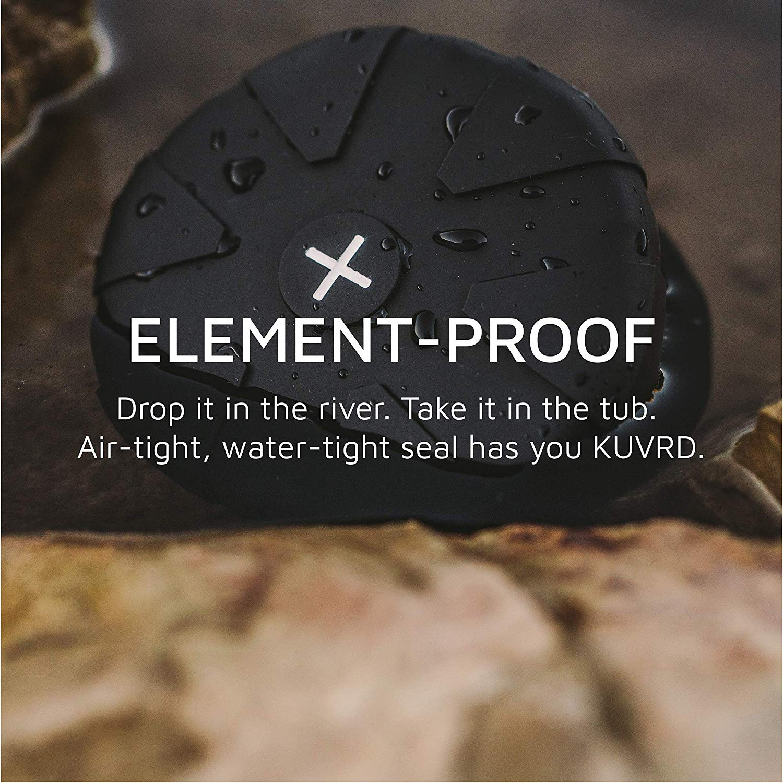 Kuvrd 6 Pack Micro V2 54mm-76mm Element Proof Lens Cap