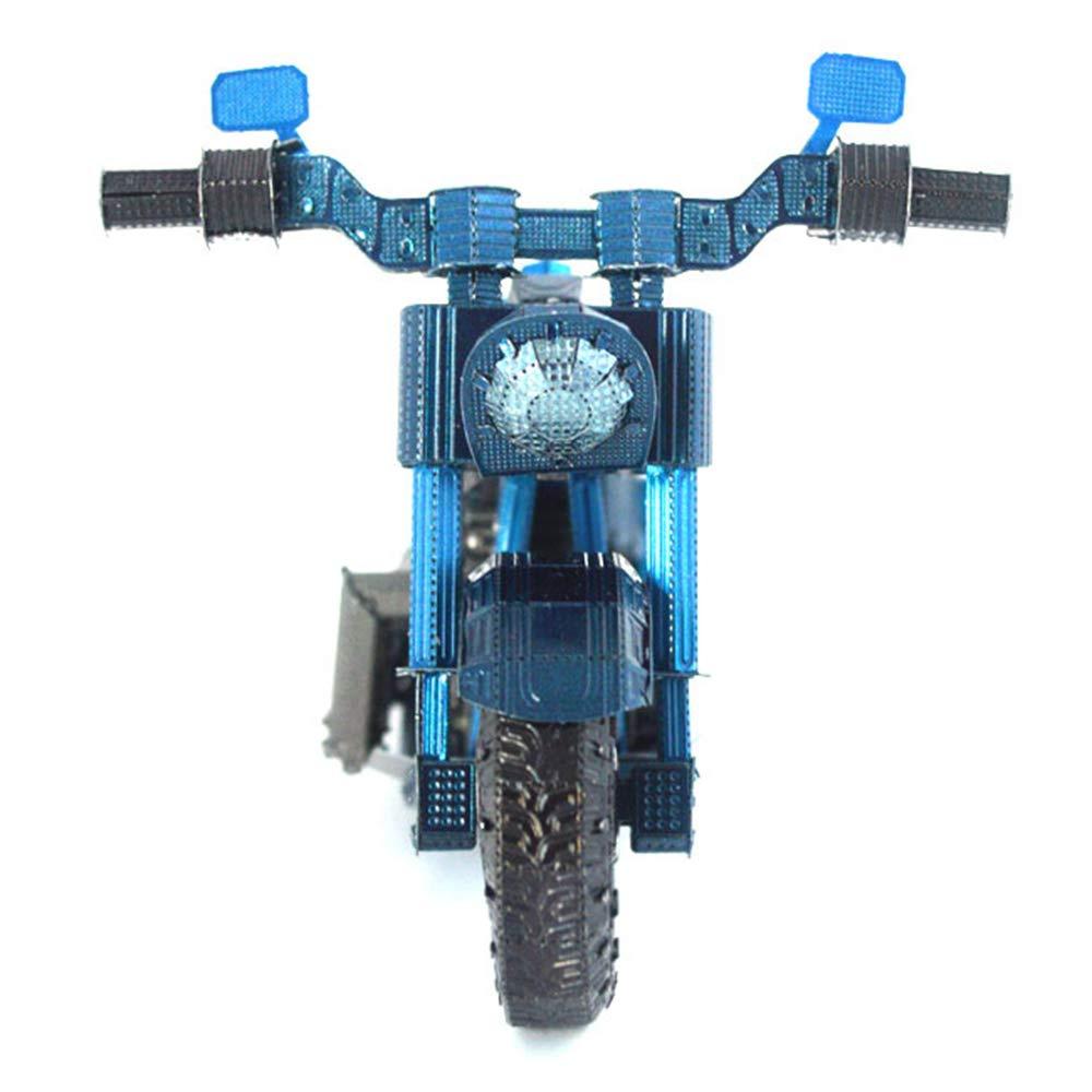 3D Inno Metal Model Motorcycle MetalBrick