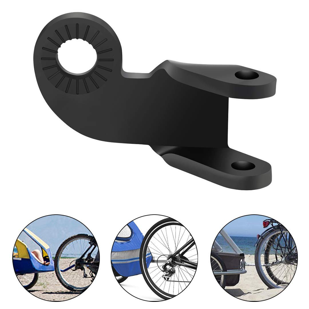 Bicycle Trailer Hitch Bike Linker Adapter Towing Solutions Attachment