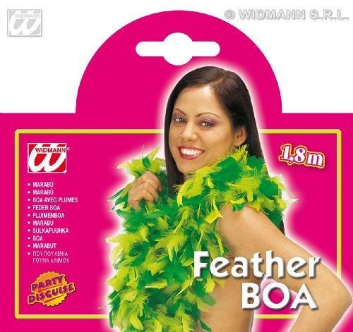 Feather Boa Bicol 180cm Pink//black Accessory For 20s 30s Dancing Flapper Moll