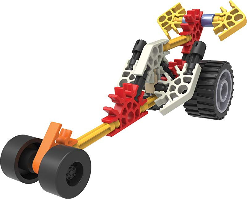 Ages 5 96 pieces KNEX Imagine Beginner Fun Fast Vehicles Building Set