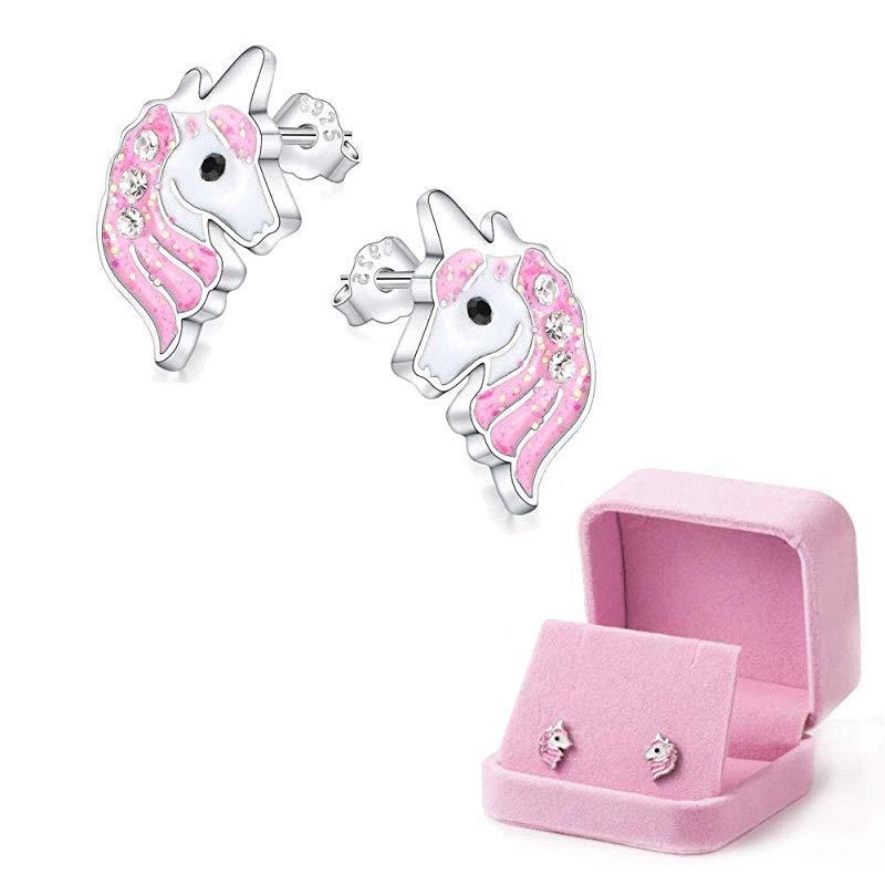 unicorn trinket box unicorn gift unicorn jewelry box Ceramic Unicorn box unicorn decor