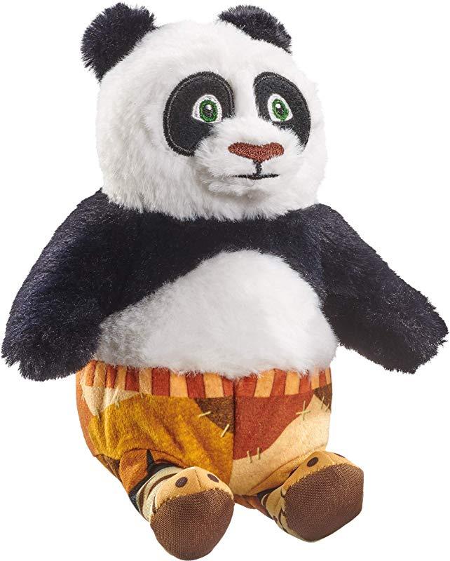 DreamWorks Kung Fu Panda 25cm Plush Po Soft Toy BRAND NEW